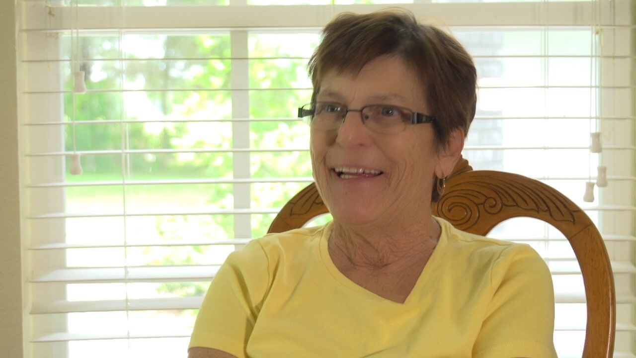 Back to Life: Jeanie's Story
