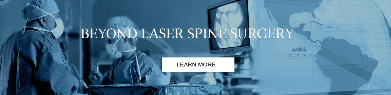 beyond laser spine surgery
