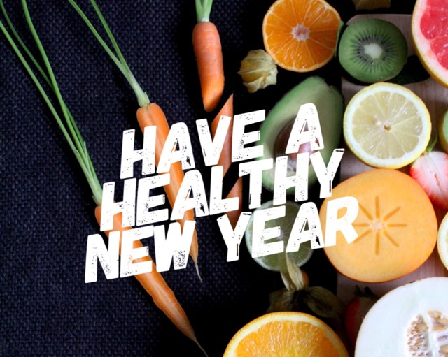 10 New Year's Health Resolutions