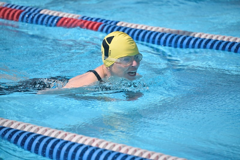 National Spine Health Foundation: The Benefits of Swimming